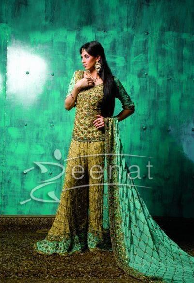 Mahrosh In A Sensational Bridal Gharara