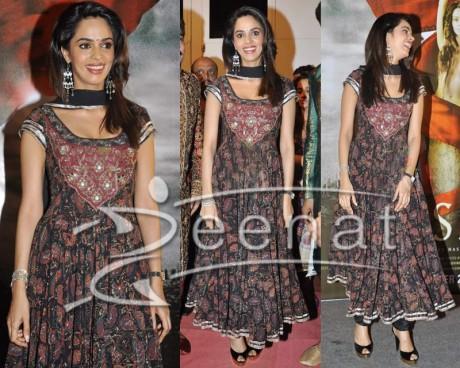 Mallika Sherawat Anarkali Churidar Designs
