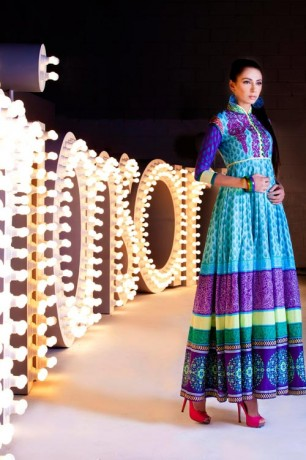 Nomi Ansari Summer Collection 2011 Lawn Prints
