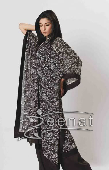 Rubya Chaudhary In Black Designer Dress