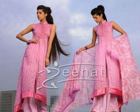 Sanam Saeed Parallel Pants | Gul Ahmed