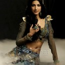 Shruti Hassan Bollywood Lehenga Choli Photos