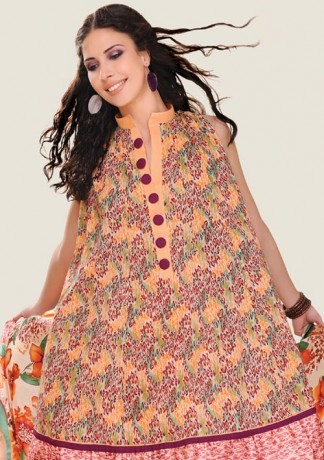 Al-Karam Mid-Summer Fest Collection 2011 Rangoli (2)
