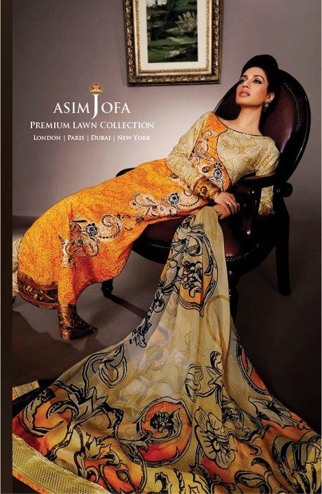 Asim Jofa Premium Lawn Collection (3)