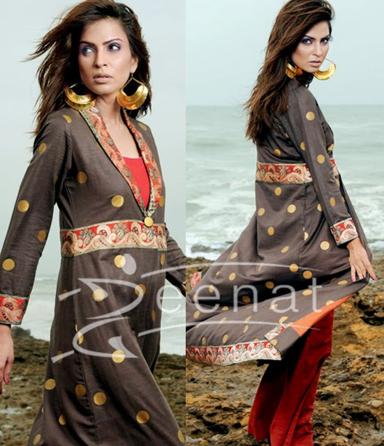 Gul Ahmed's Fashion Collection | Fauzia Amir