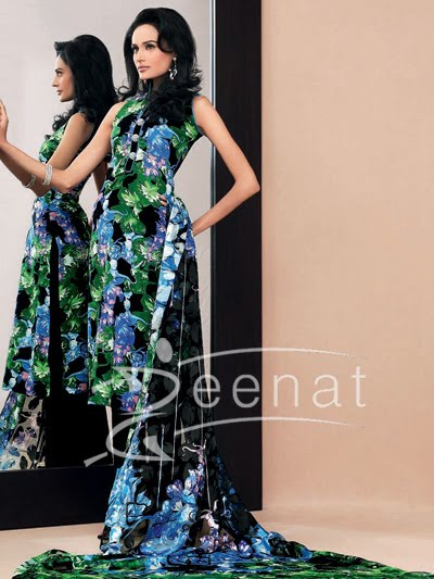Mehreen Syed In Gul Ahmed Lawn Prints