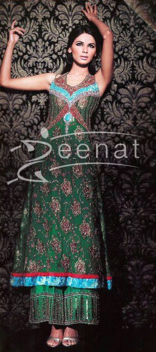 Neha In Designer Clothing Parallel Suit