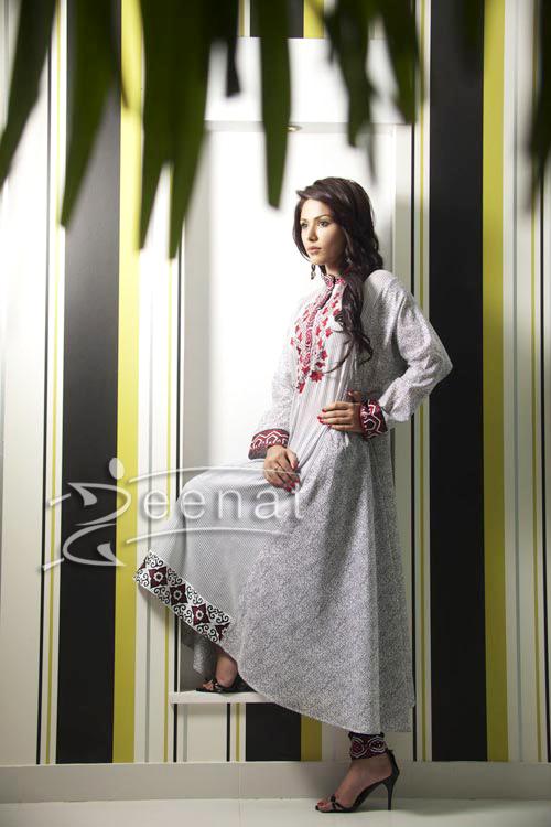 Nishat Linen Summer Collection | Ayyan Ali