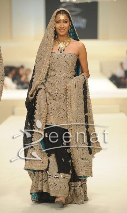Vaneeza Ahmed Designer Lehenga Choli