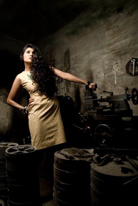 Amna Faraz Collection   Evening Wear