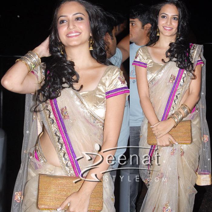 Actress Kriti Kharbanda
