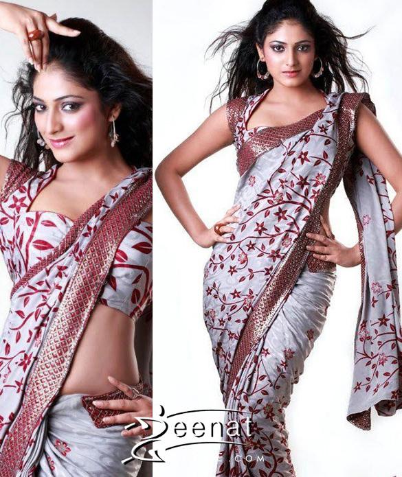 South Indian Hari Priya Saree