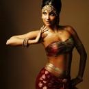Lara Dutta In Ghagra Choli For Hi! Blitz Magazine