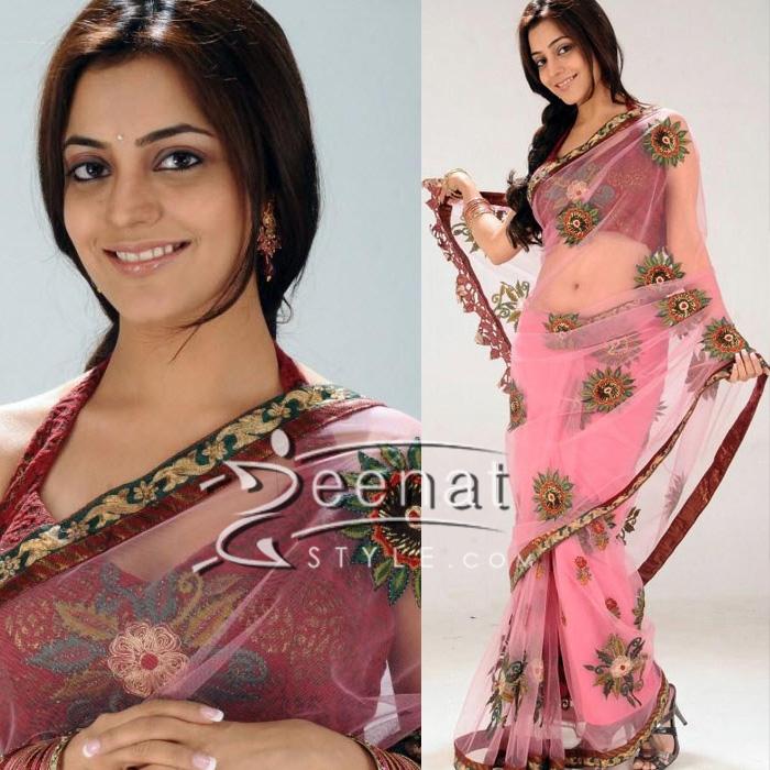 South Indian Saree Nisha Agarwal