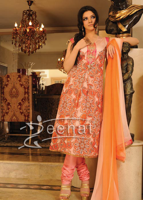 Nishat Linen Collection 2011 | Mona Lisa