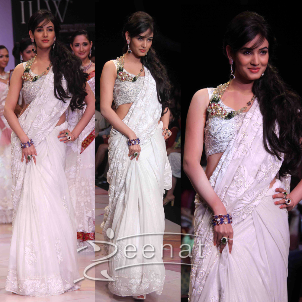 Sonal Chauhan At IIJW Day 3