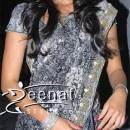 Vedhika-Kumar-Embroidered-Saree