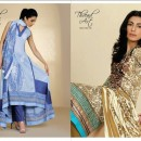 Al-Karam Spring Collection 2011 | Churidars And Frocks