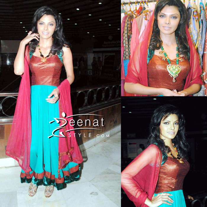 Sherlyn Chopra Bollywood Styles