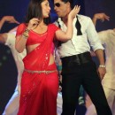 Kareena Kapoor and Shahrukh Khan Indian Dance Party