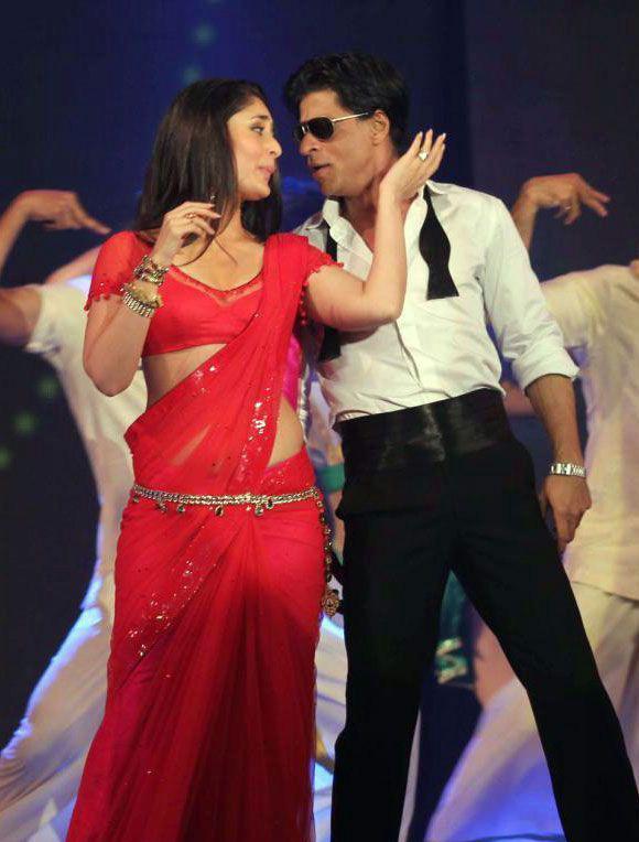 Kareena Kapoor and Shahrukh Khan Indian Dance Party