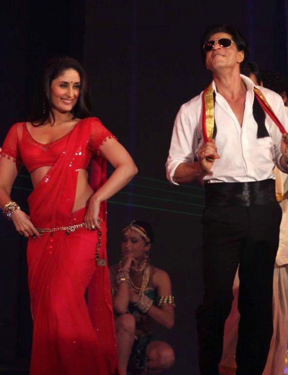 Bollwyood Diva Kareena In Saree Styles