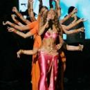 Shakira In Indian Attire | Lehenga Choli