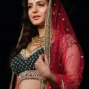 Rocky S Designer Lehenga At Aamby Valley Indian Bridal Week