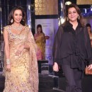 Malaika Arora Khan Sarees At Aamby Valley