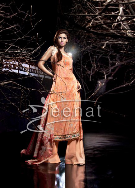 Neha Ahmed - Gul Ahmed Collection