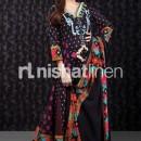 Nishat Linen Winter Collection 2011-2012 Karandi Designer Frocks