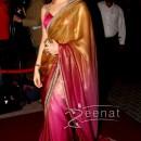 Urvashi Sharma Saree Azaan Movie Premiere
