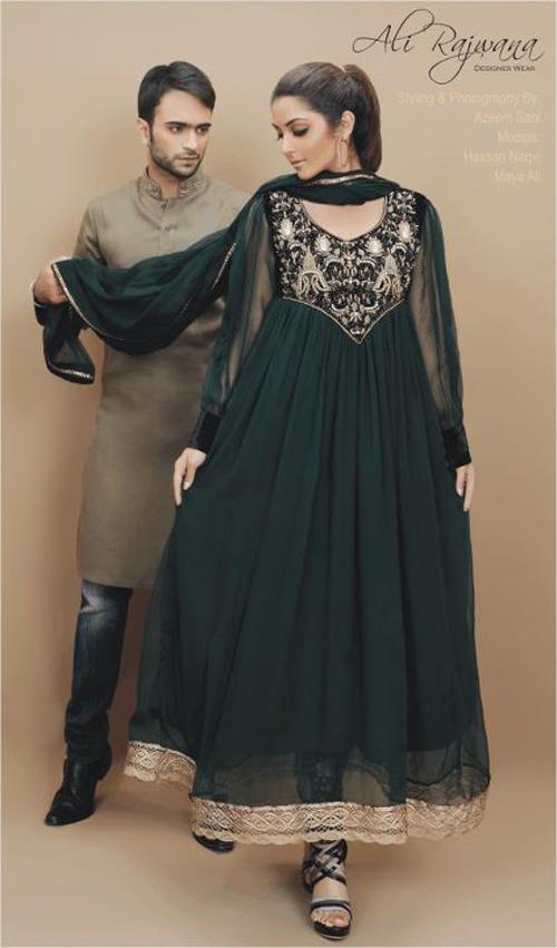 Ali Rajwana Debut Collection For Men And Women