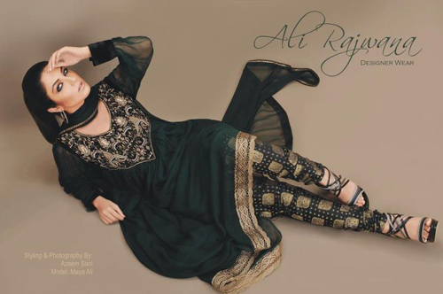 Ali Rijwana Debut Collection For Men And Women
