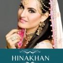 Hina Khan's Bridal Collection | Nadia Hussain