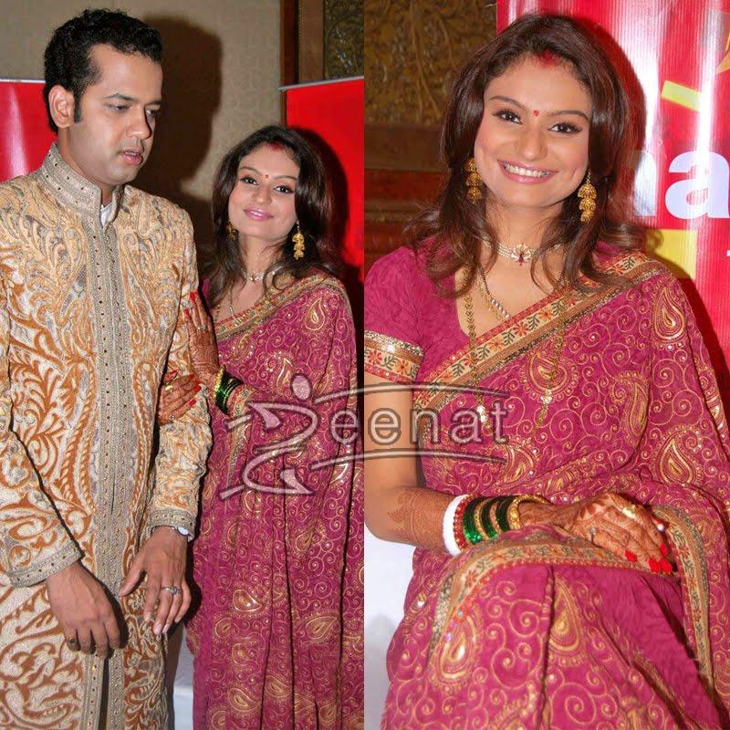 Rahul And Dimpy Mahajan Sweetens Up After Marriage