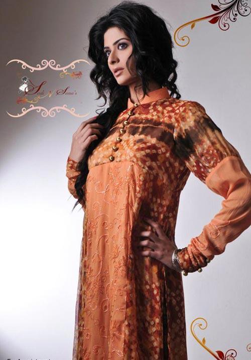 Sadi N Sana Collection 2011-2012 | Madiha Iftikhar