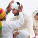 Saif Ali Khan In White Sherwani Turban | The New Nawab of Pataudi