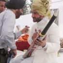 Saif Ali Khan In White Sherwani | The New Nawab of Pataudi
