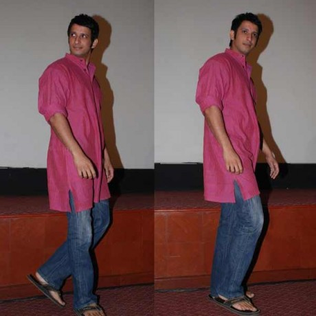 Sharman Joshi Casual Kurta Trends