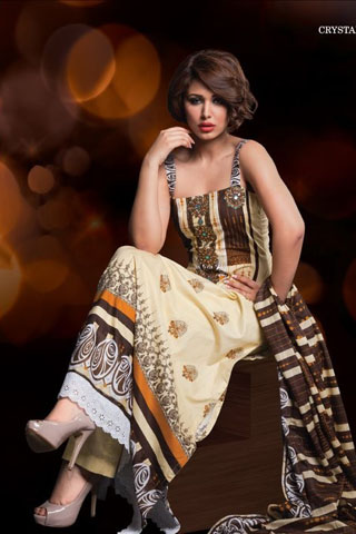 Ittehad Latest Summer Collection 2011 | Ayyan Ali