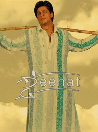 Sharu khan In Banarsi Kurta Shalwar