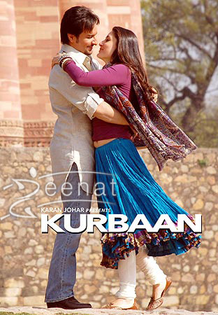 Saif & kareena in kurbaan