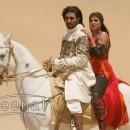 Abhishek Bachchan in full embroidery sherwani