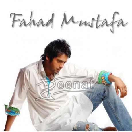 Fahad Mustafa In Casual Clothing
