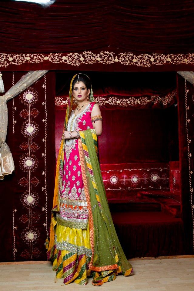 Kosain Kazmi Winter Kamdani Collection 2012
