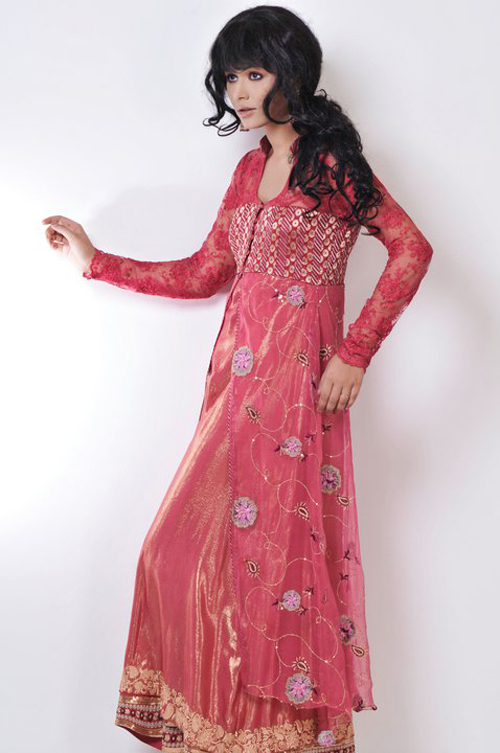 Madiha A Evening Glamour Collection 2011-2012