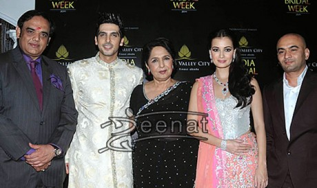 Dia Mirza and Zayed Khan for Adarsh Gill