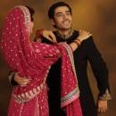 Aminah Sheikh In Mora Piya Bridal Photoshoot