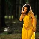 Taapsee Pannu In Yellow Saree